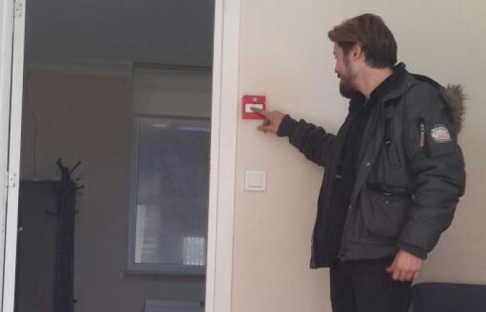 yangın ve yangından korunma eğitimi